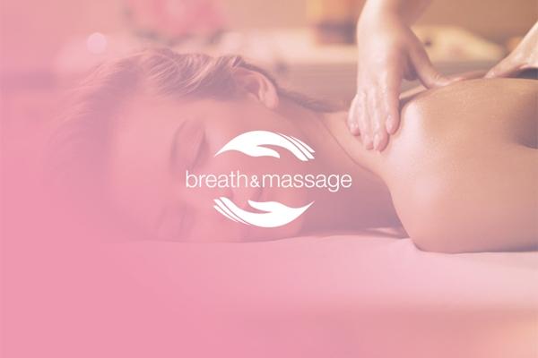 Breath&Massage - portfolio web stranica