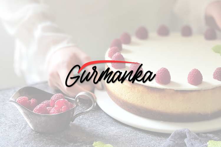 Food blog - izrada web stranice bloga s receptima - gurmanka.com.hr